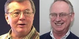 George Gates and Bob Stump